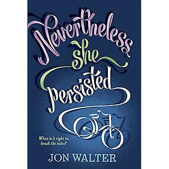 Nevertheless She Persisted - 9781788450256 Book
