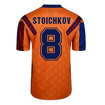 Score Draw Barcelona 1992 Away Shirt (Stoichkov 8)