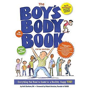 The Boy's Body Book by Kelli Dunham - 9781604338324 Book