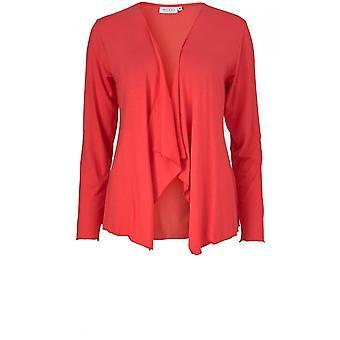 Masai Clothing Itally Poppy Jersey Cardigan