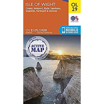 Isle of Wight - 9780319475638 Book