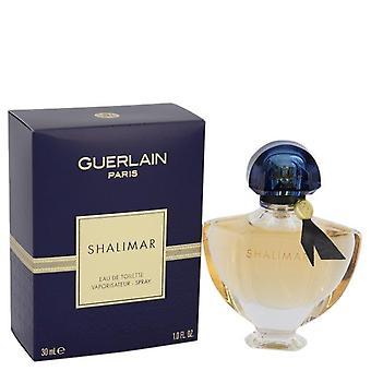 Shalimar Eau De Toilette Spray By Guerlain 1 oz Eau De Toilette Spray