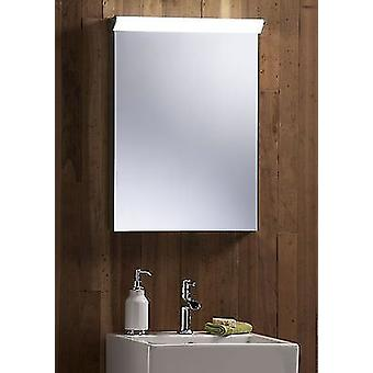 Bathroom Mirror 70 x 50cm with LED lights