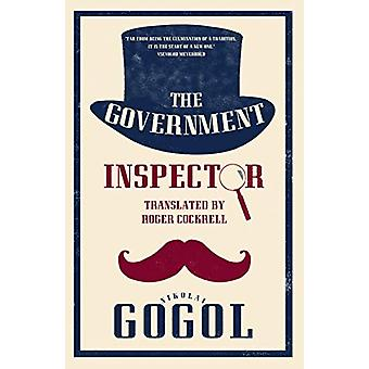 The Government Inspector - New Translation by Nikolai Gogol - 97818474