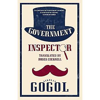De inspecteur van de overheid - Nieuwe Vertaling door Nikolai Gogol - 97818474