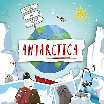 Antarctica by Shalini Vallepur - 9781839270598 Book