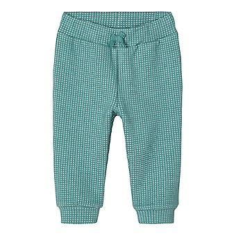 Name-it Newborn Girls Pants Kalinka Trellis