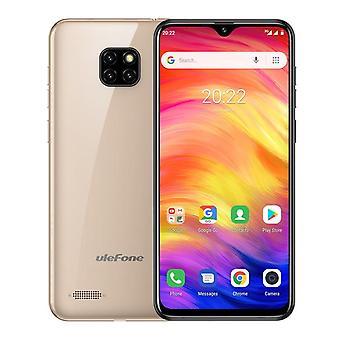 Ulefone NOTE 7 1+16G gold smartphone Original