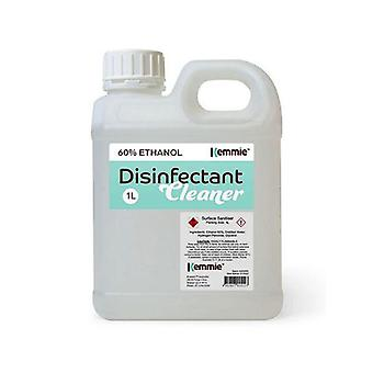 1L Surface Disinfectant Cleaner Sanitiser Refill Alcohol Bulk Spray