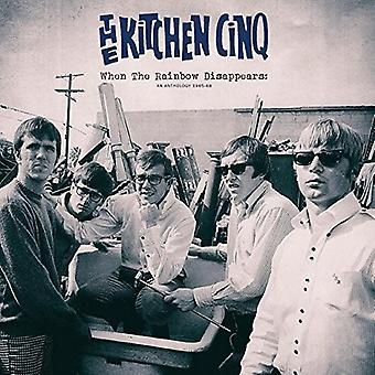 Kitchen Cinq - When the Rainbow Disappears: Anthology 1965-68 [CD] USA import