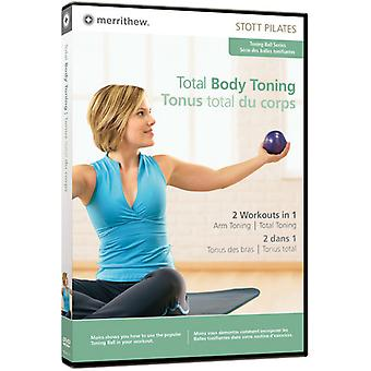 Total Body Toning (Eng/Fre) [DVD] USA import