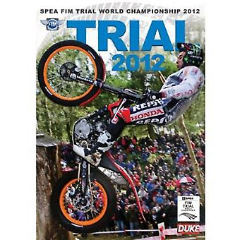 World Outdoor Trials Review [DVD] USA import
