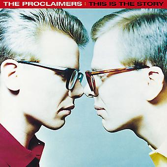 Proclaimers - This Is the Story [Vinyl] USA import