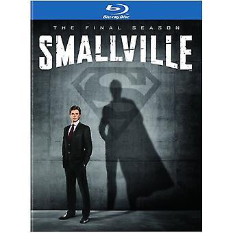 Smallville - Smallville-saison 10 [BLU-RAY] USA import