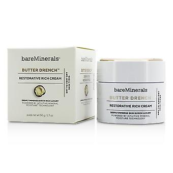 BareMinerals Butter Drench Restorative Rich Cream - Dry To Very Dry Skin Types 50g/1.7oz