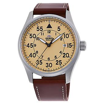 Orient Sports Watch RA-AC0H04Y10B - Leather Gents Automatic Analogue