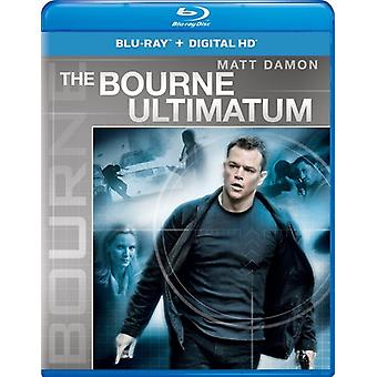 Bourne Ultimatum [Blu-ray] USA import