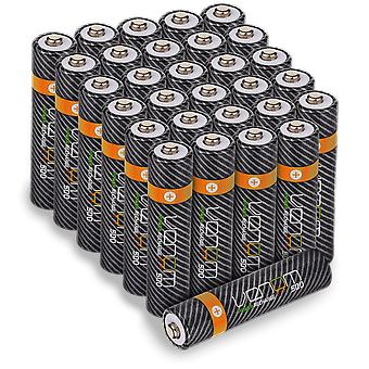 Venom power recharge - 500mah rechargeable aaa batteries (30-pack)