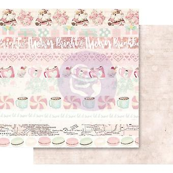 Prima Marketing Let it Snow 12x12 Inch Paper Pack