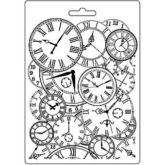 Soft Mould A5 Horloges (K3PTA548)