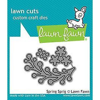 Morre o raminho da primavera de Lawn Fawn