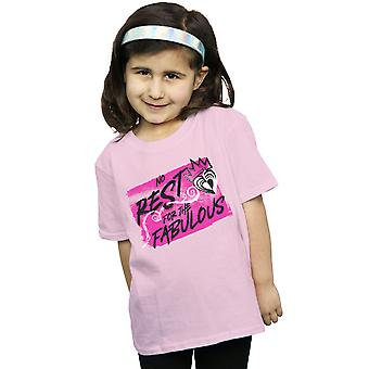 Disney Girls Descendants No Rest T-paita