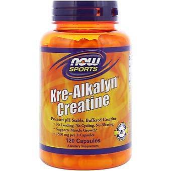 Ora Alimenti, Sport, Kre-Alkalyn Creatine, 120 Capsule