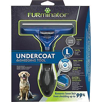 Furminator Undercoat Deshedding Tool - Extra Large (Long Hair Dog)
