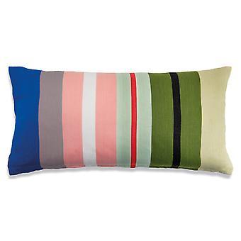 Remember Kissen 30 x 60 cm Stripes Nepal Bezug 100% Baumwolle