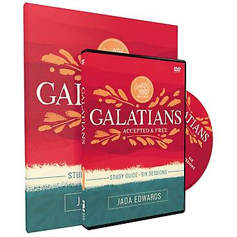 Galatians Study Guide with DVD by Edwards & Jada