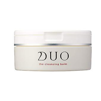 DUO The Cleansing Balm, 90g Makeup Removal Moist Type Gentle Rose Scent