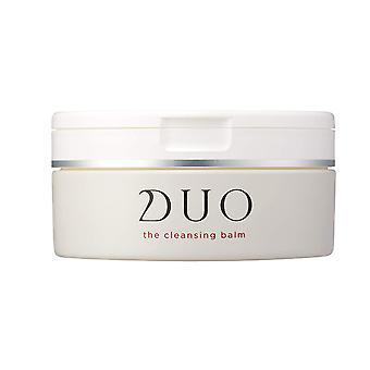 DUO Le baume nettoyant, 90g Maquillage Enlèvement Moist Type Gentle Rose Parfum