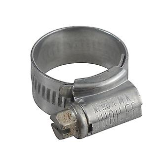 Jubilee 0 Zinc Protected Hose Clip 16 - 22mm (5/8 - 7/8in) JUB0