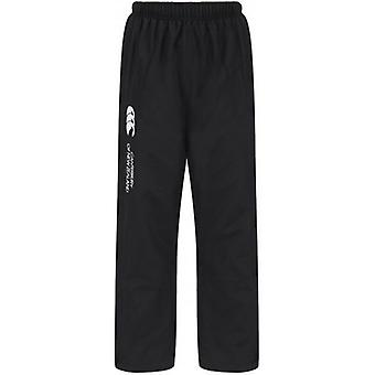 Open Hem Stadion Pant Junior (Black)