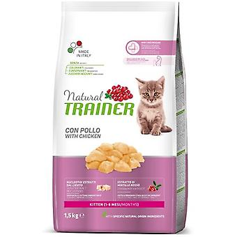 Trainer Natural Kitten Chicken (Cats , Cat Food , Dry Food)