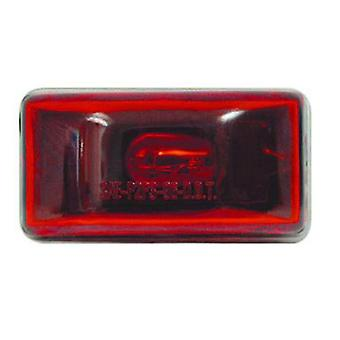 Optronics MC-95RS Sealed Stud Clearance Light Red
