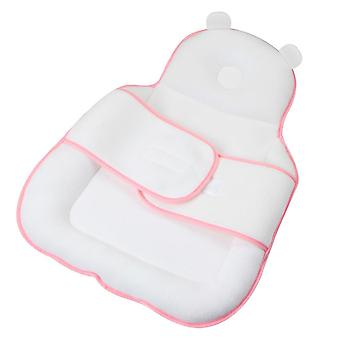 Newborn Baby Portable Sleeping Crib Mat With Pillow Protection Safe Cot