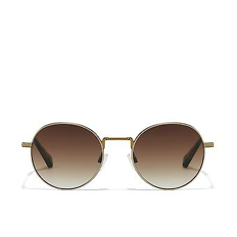 Hawkers Sunglasses Moma #gold Green Bottle Unisex