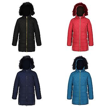 Regatta Childrens/Kids Bernadine Quilted Insulated Parka