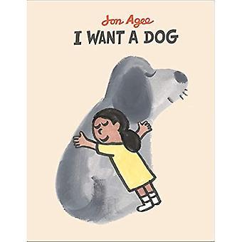 Jeg ønske en hunden