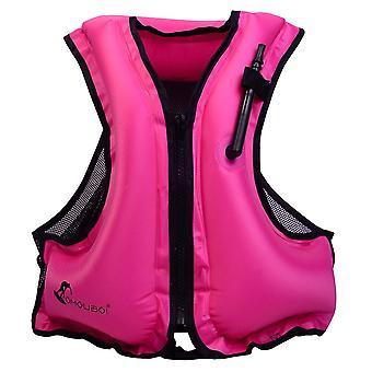Novo colete salva-vidas de natação/dispositivo flutuante nadando esportes aquáticos à deriva