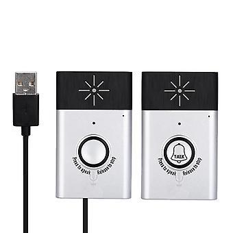 Home Voice Intercom Doorbell Suporte a penetração profissional de intercom bidireções
