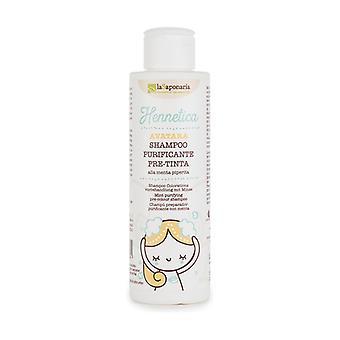 Pre-tint shampoo - Avatara 150 ml