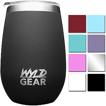 Wyld Gear 12 oz. Insulated Stainless Steel Whiskey and Wine Tumbler