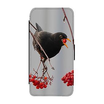 Custodia portafoglio Bird Blackbird iPhone 12 / iPhone 12 Pro