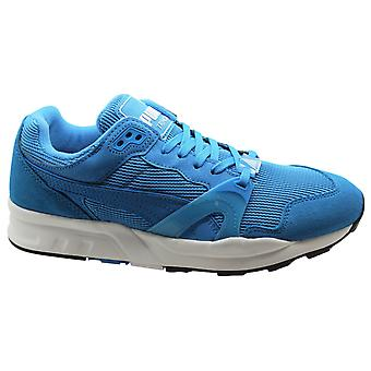Puma Trinomic XT 1 Plus Mono Casual Blue Lace Up Mens Trainers 359413 01 D104