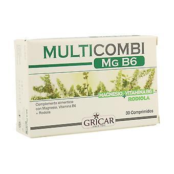 Multicombi Magnesium B6 30 tablets