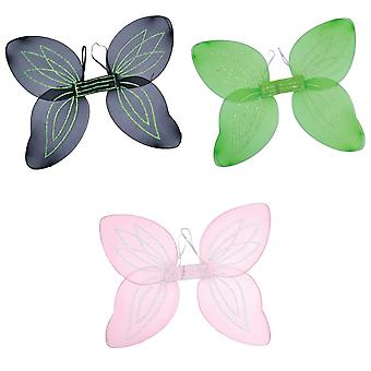Bristol Novelty Unisex Adults Upper Lower Fairy Wings