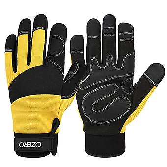 Mechanical Working Safety Gloves