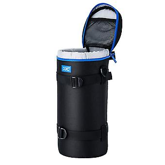 Profoto.trend/jjc size vii water resistant deluxe lens pouch with shoulder strap fits lens diameter